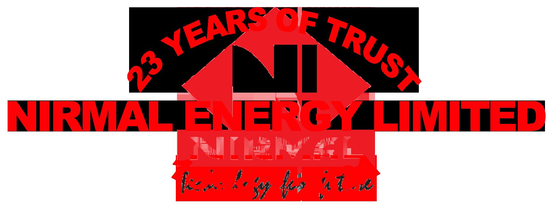 NEL logo 23 year