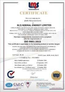 NIRMAL_ENERGY_LIMITED